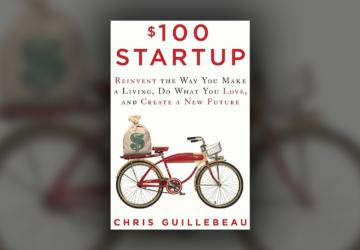 100$ startup header