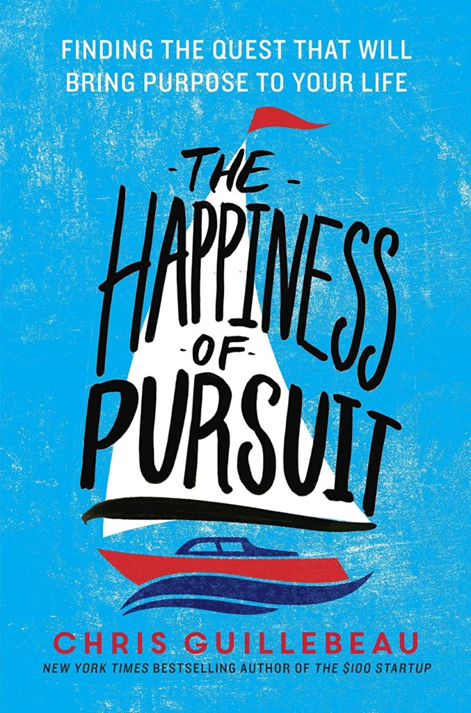 Portada libro The Happiness of Pursuit