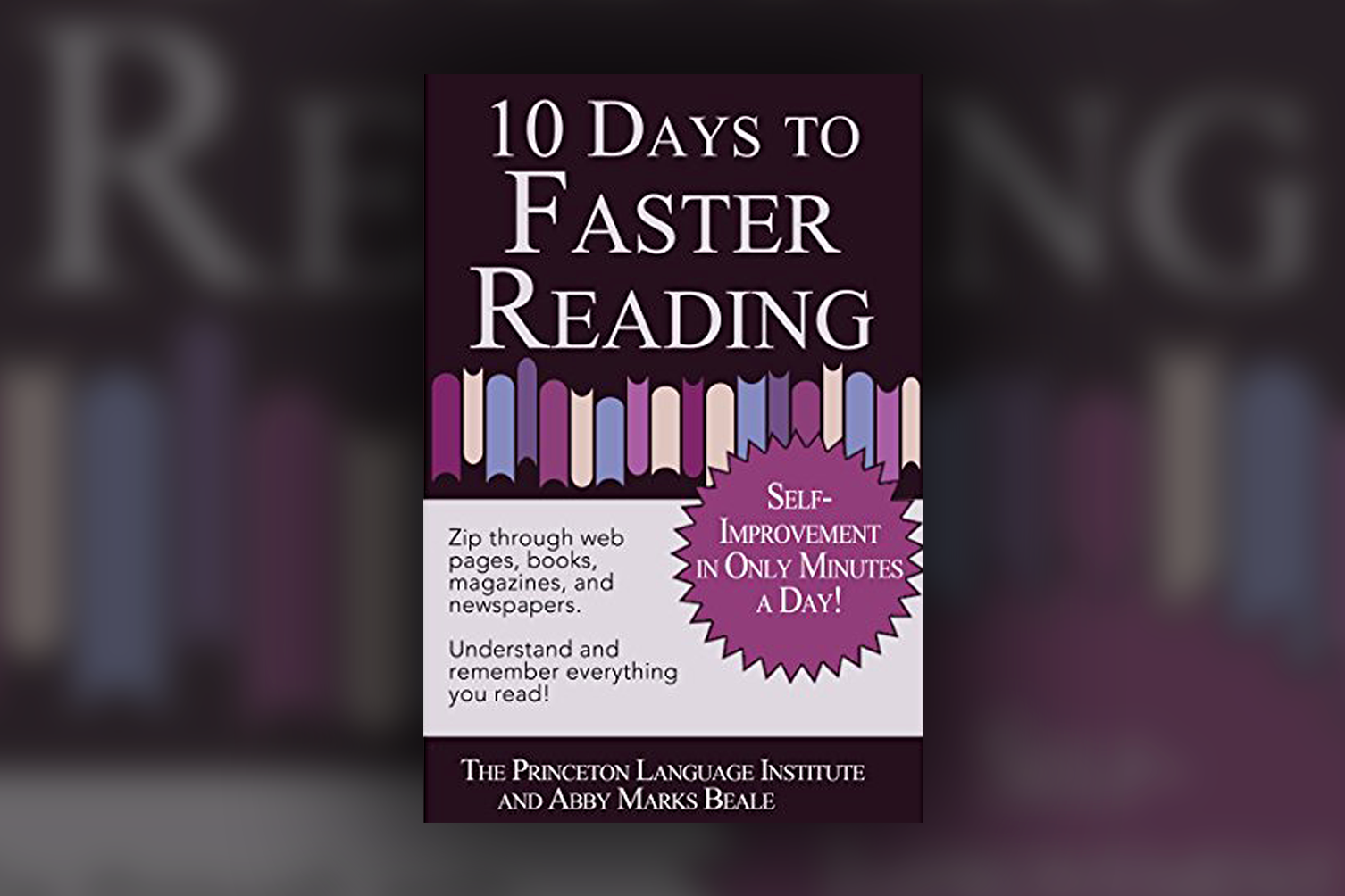 10 Days To Faster Reading By Abby Marks Beale Epub