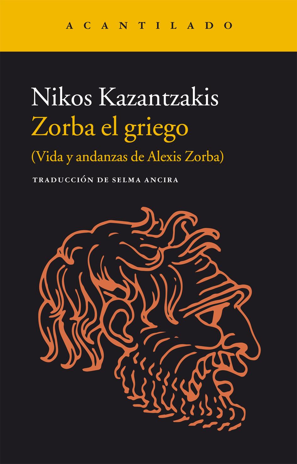 Libro 10 Zorba el Griego