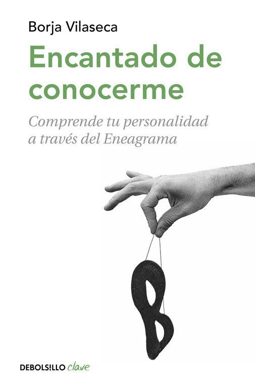 Portada Encantado de Conocerme de Borja Vilaseca