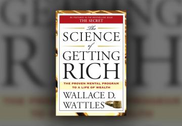 Header The Science of Getting Rich de Wallace D Wattles