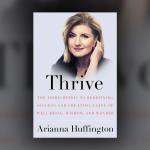 Imagen destacada de Thrive de Arianna Huffington