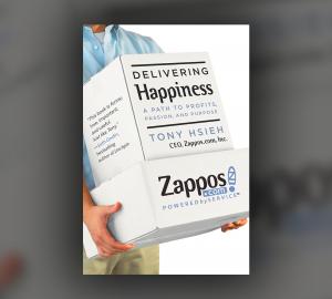 Header Delivering Happiness de Tony Hsieh