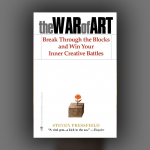Header The War of Art de Steven Pressfield