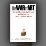 Header The War of Art de Steven Pressfield
