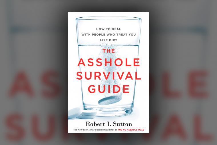 Header The Asshole Survival Guide
