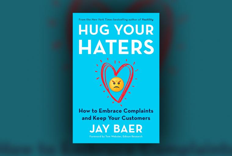 Imagen Principal Hug Your Haters de Jay Baer