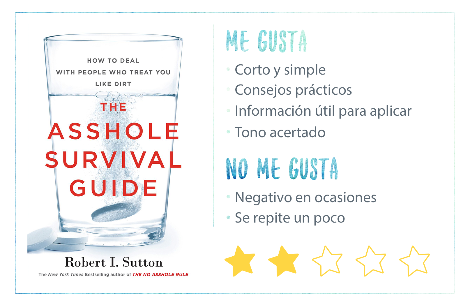 Nota The Asshole Survival Guide