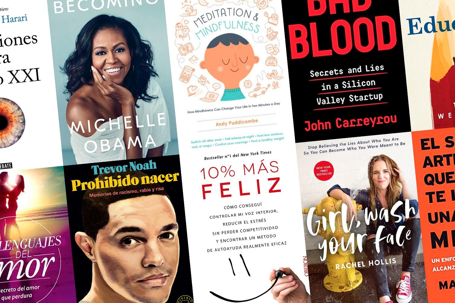 Imagen Principal 10 Libros Navidad 2018