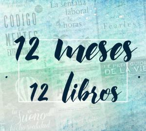 Portada 12 Meses 12 Libros