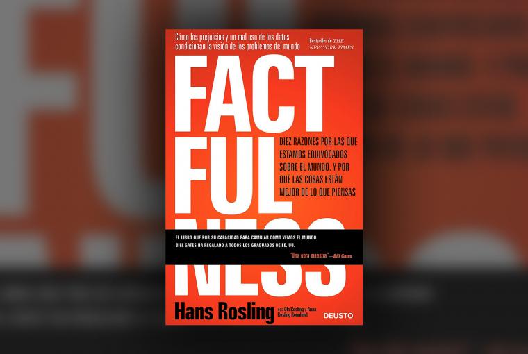 Imagen Principal Factfulness Hans Rosling