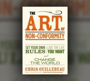 El Arte de No Conformarse Chris Guillebeau Imagen Principal