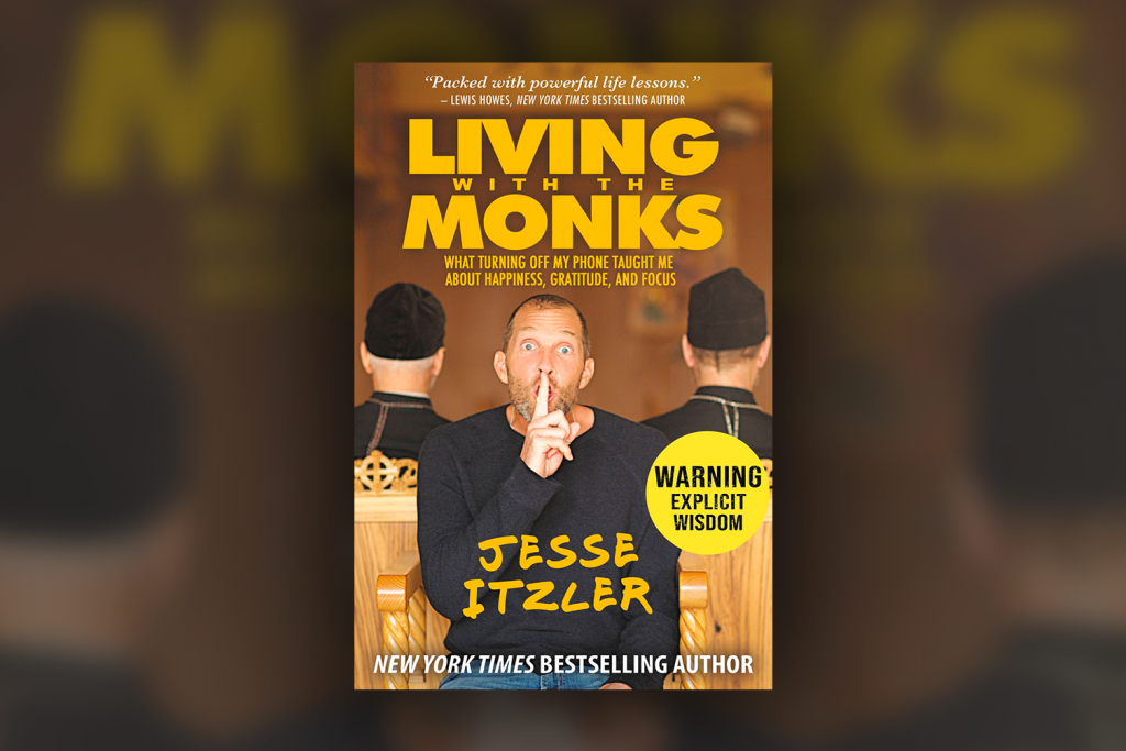 Comprar-Living-With-The-Monks-Jesse-Itzler