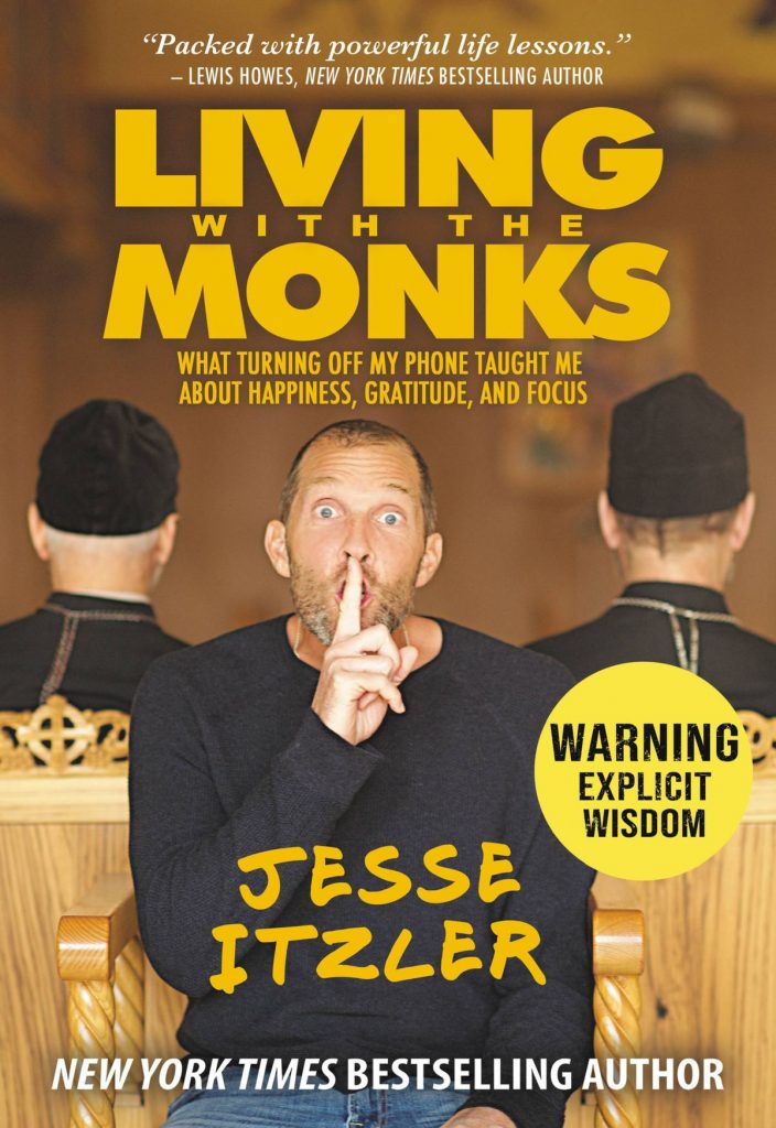 Comprar título Living With The Monks Jesse Itzler