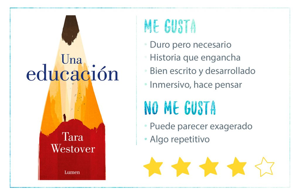 Rating-Una-Educacion-Tara-Westover