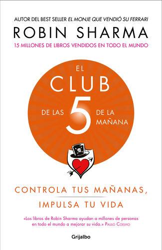 Portada El Club De Las 5AM Robin Sharma