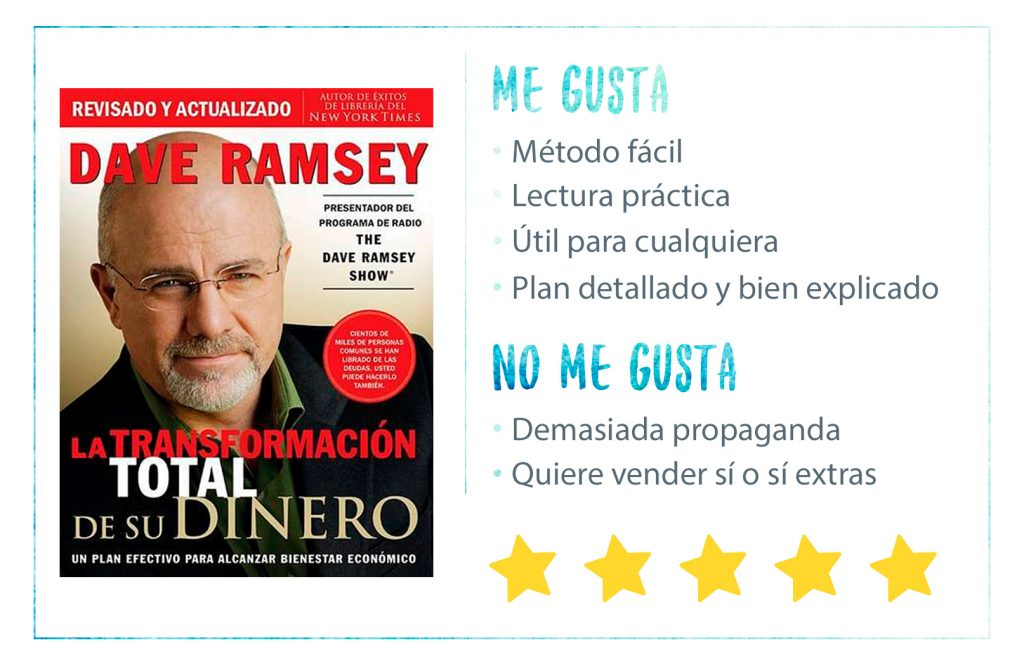 Rating-Dave-Ramsey-Transformacion-Total-de-Su-Dinero