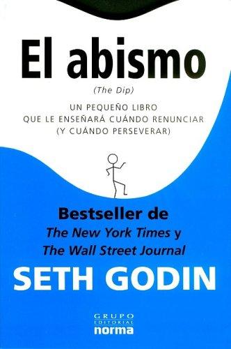 El Abismo Portada Seth Godin