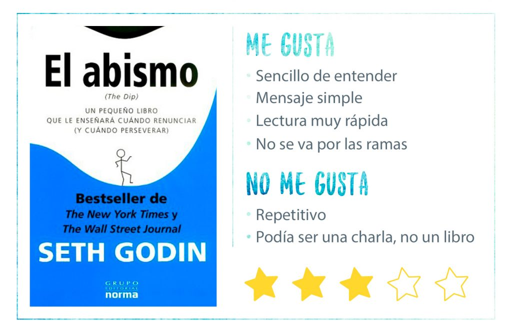 Rating-El-Abismo-The-Dip-Seth-Godin